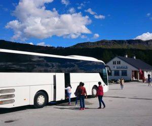 W drodze na północ Europy